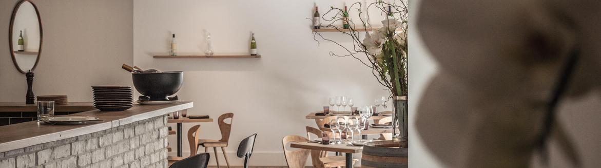 restaurant gastronomique Garopapilles
