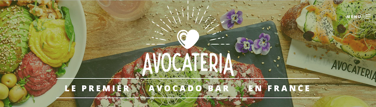 Avocateria, bar à avocat Paris